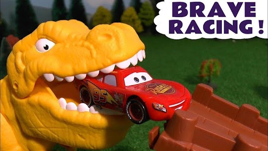 Fast McQueen Toys