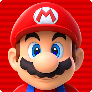 Super Mario Run app for android
