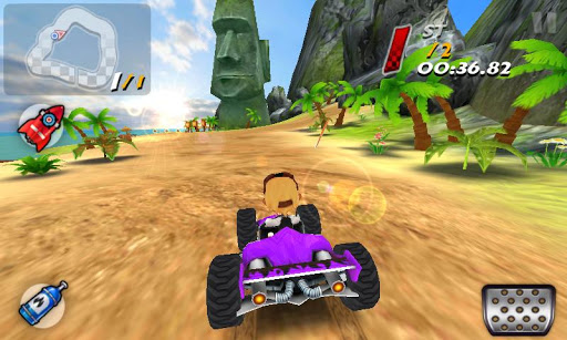 Kart Racer 3D - screenshot