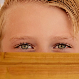 Eye See You by Abet Rhupert - Babies & Children Child Portraits ( child, boys, boy, people, portrait, kid )
