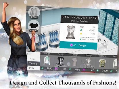Fashion Empire - Boutique Sim APK baixar