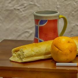 by Julius Wiggins - Food & Drink Eating