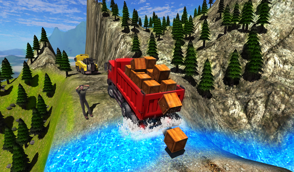 Truck Driver Cargo Screenshot 1