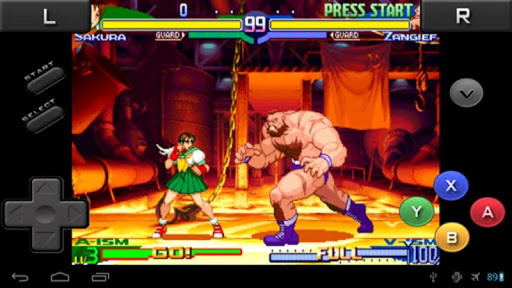 Arcade-XPlay - Arcade Emulator - screenshot