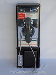 Single Slot Payphones - NY Tel Early 1C Totalizer Plug loc E2 1