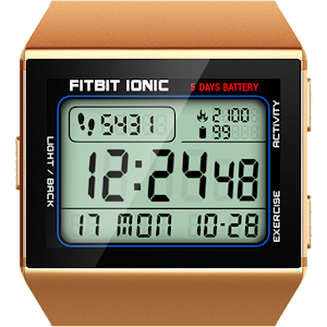 Classic Digital Faces - Watchface for Fitbit Ionic For PC / Windows 7/8/10 / Mac – Free Download