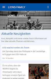 LIONS-FAMILY - screenshot