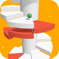 Spiral Jump  Spiral Jumping Ball pour PC (Windows / Mac)