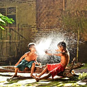Burst by Arindra Arindra - Babies & Children Children Candids