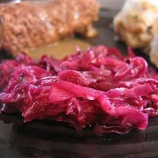 German Red Cabbage With Apples Recipes