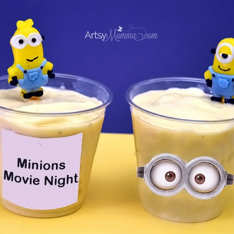 Minion Gummy Treats