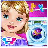 Baby Home Adventure Kids' Game APK for Ubuntu
