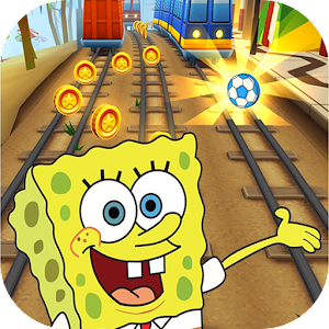 Subway Spongebob Surf Run For PC