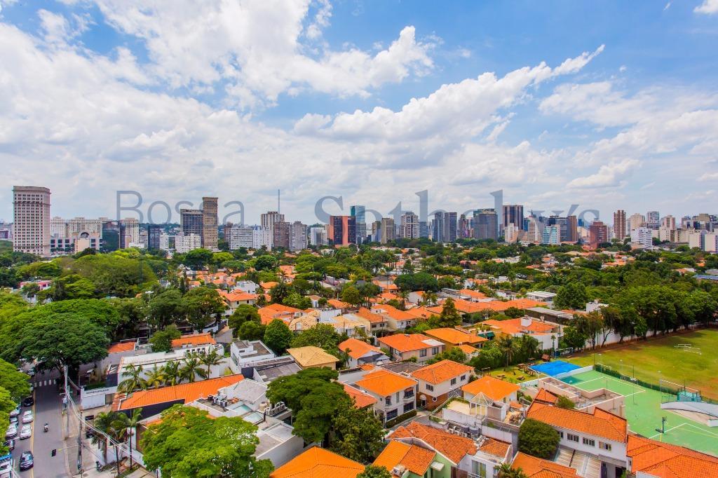 Cobertura residencial à venda, Jardim América, São Paulo.
