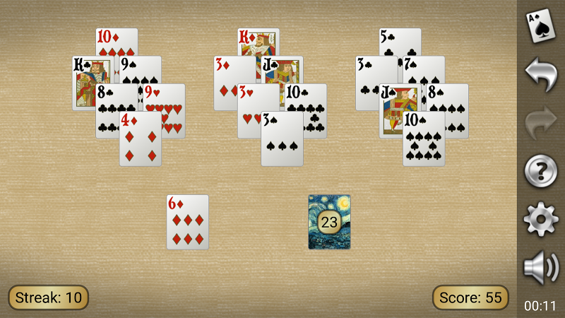 Yukon Gold Solitaire Screenshot 5