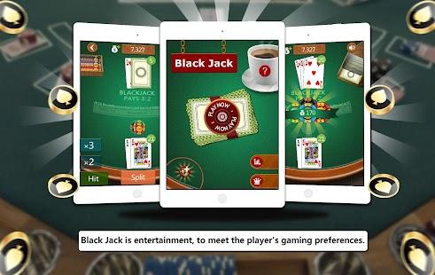 Скачать BlackJack на Андроид