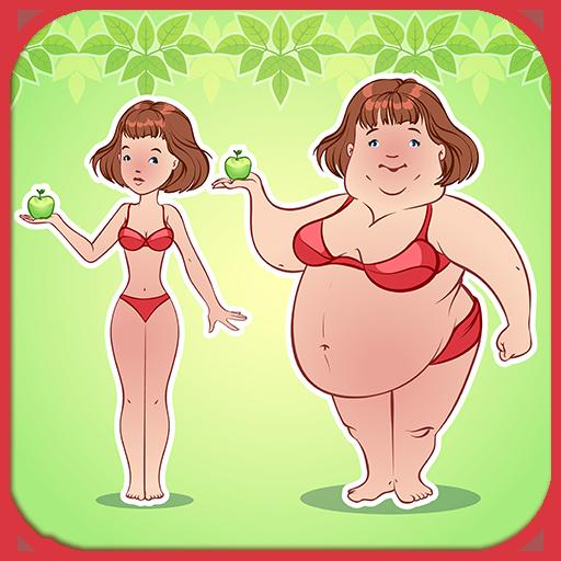 وصفات تنحيف البطن والجسم (app)