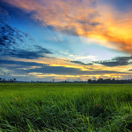 by Dedi Wahyudi - Landscapes Sunsets & Sunrises