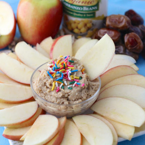 {No Sugar Added} Sugar Cookie Dip