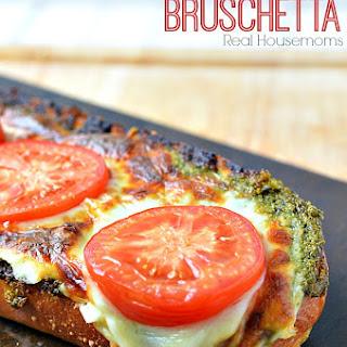 Cheese Pesto Bruschetta Recipes