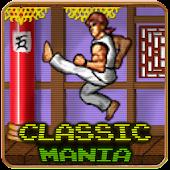 Retro Kung Fu Master - 80s Arcade