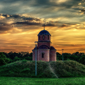 Small church by Dragan Nikolić - Buildings & Architecture Places of Worship
