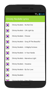 Christy Nockels Anchor Lyrics - screenshot