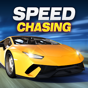 Speed Chasing app for android