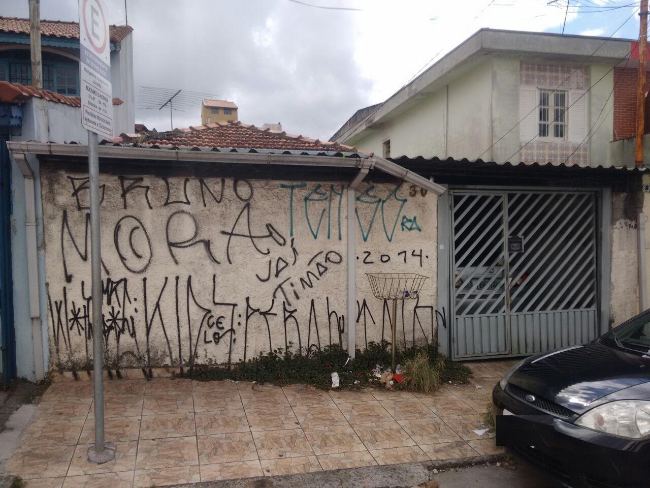Terreno à venda em Vila Linda, Santo André - SP