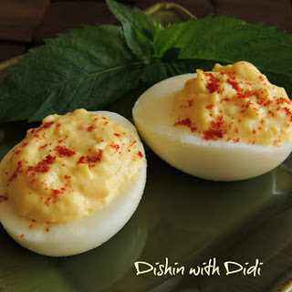 Nana's Perfect Deviled Eggs