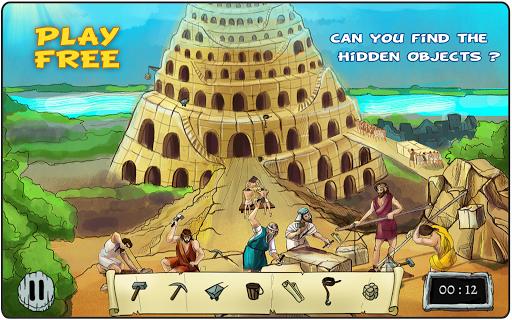 Hidden Objects - Egyptian Age - screenshot