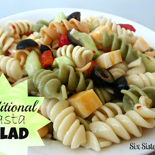 Mom's Traditional Pasta Salad