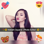 Download Instant Square - Photo Editor APK on PC