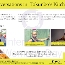 Conversations In Tokunbo's Kitchen