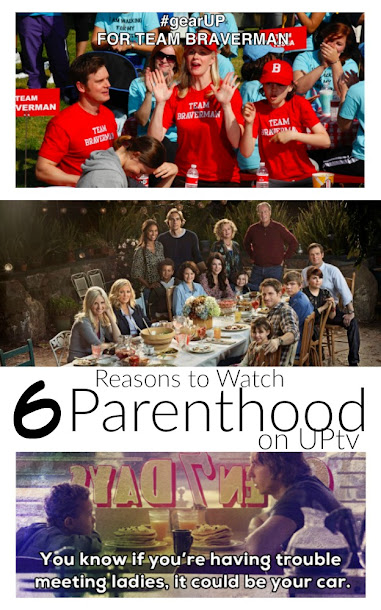 6 Reasons Not to Miss Parenthood on UPtv