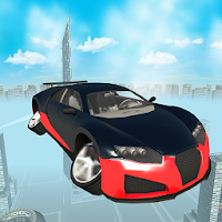 Flying Future Super Sport Car For PC (Windows And Mac)
