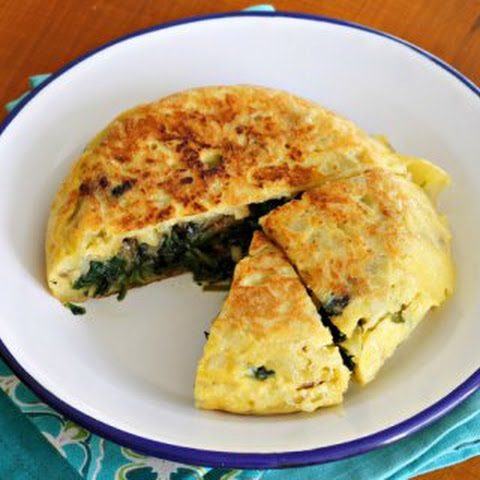 Stuffed Spanish Omelette {#TheRecipeReDux}