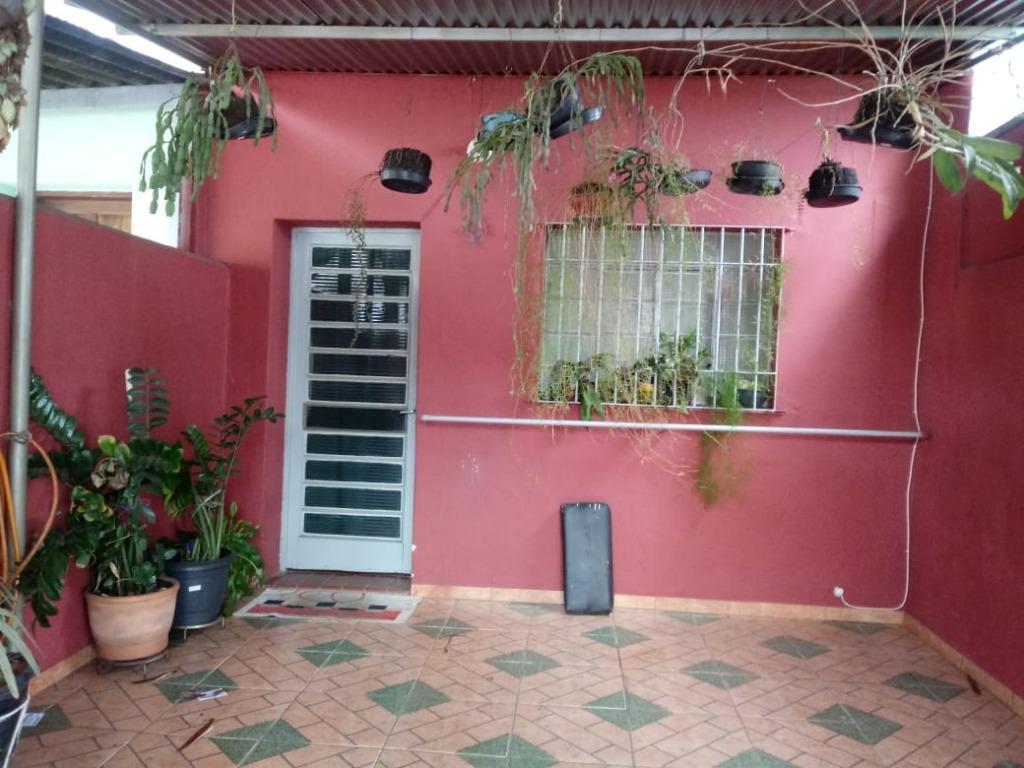 Casa com 2 dormitórios à venda, 80 m² por R$ 235.000,00 - Vila Industrial - Campinas/SP