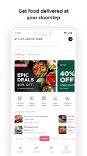 Zomato - Restaurant Finder and Food Delivery App for pc