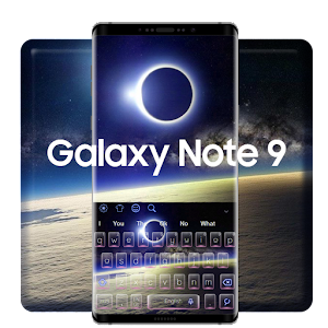 Keyboard for Galaxy Note 9 for PC-Windows 7,8,10 and Mac