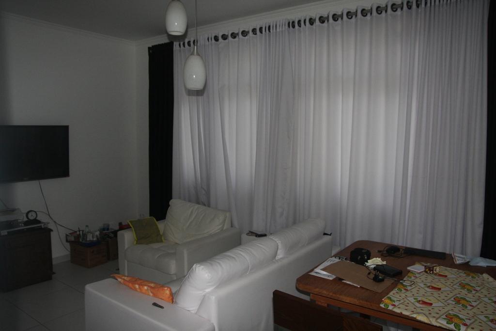 Apartamento com 2 dormitórios à venda, 70 m² por R$ 350.000 - Pompéia - Santos/SP