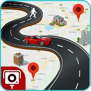 GPS Map Finder - Live Speed Camera Detector the best app – Try on PC Now