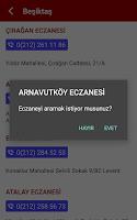 Screenshot of Eczane