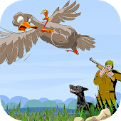 Game Duck Hunting 2D: Adventure apk for kindle fire