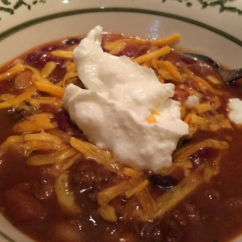 5-Bean Chili Soup