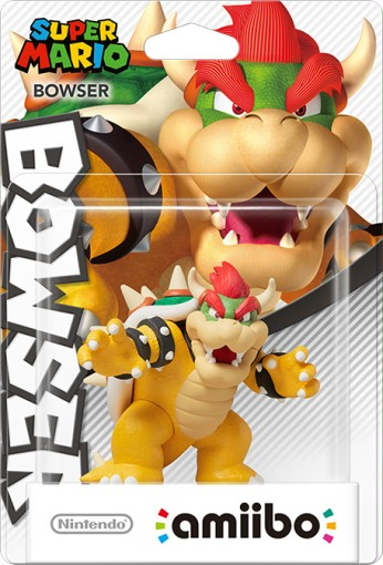 Bowser packaged (thumbnail) - Super Mario series
