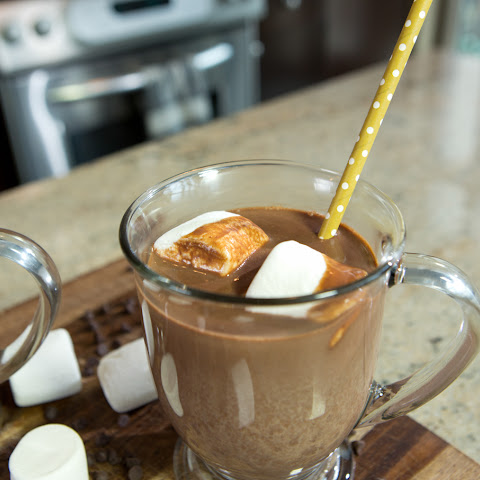 Spiked Hot Chocolate [Video]