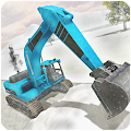 Download Heavy Snow Excavator Simulator APK on PC