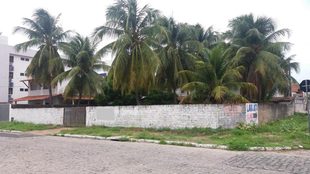 Terreno à venda, 720 m² por R$ 1.000.000 - Bessa - João Pessoa/PB