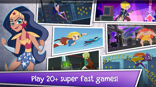 DC Super Hero Girls Blitz For PC